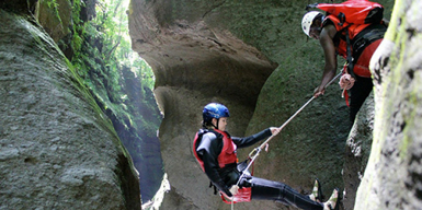 Extreme Dominica Canyoning & Adventure Tours