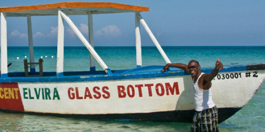 Famous Vincent Glass Bottom Boats