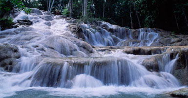 Dunns River Fall