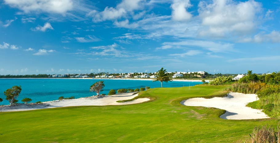 Visit Sandals Emerald Reef Golf Club, The Bahamas