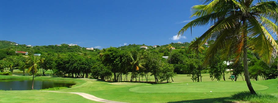 Visit St. Lucia Golf Resort & Country Club, St. Lucia