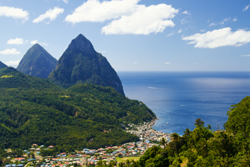 Visit The Pitons, St. Lucia