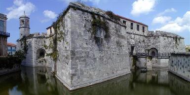 The Castillo de la Real Fuerza