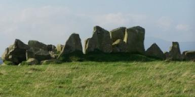 Megaliths Of Greencastle Hill
