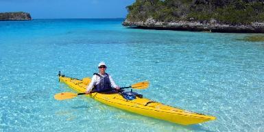 Conservation Kayak